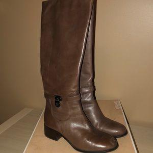 Michael Kors Hamilton Riding Boots